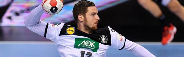 Handball: Deutschland unterliegt Schweiz bei Testspiel
