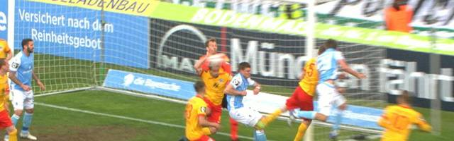 TSV 1860 München - Preußen Münster (1:2): Tore und Highlights   3. Liga