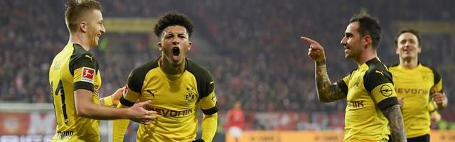 BVB: Marco Reus, Jadon Sancho und Paco Alcacer waren allesamt in Freiburg erfolgreich