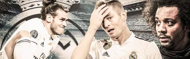 Real Madrid vor Umbruch: Wer könnte kommen, wer könnte gehen?
