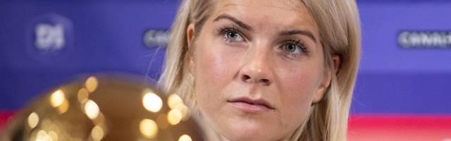 Frauen-Fußball, WM: Norwegerin Ada Hegerberg sagt Teilnahme ab, Ada Hegerberg verzichtet auf die Teilnahme an der Frauen-WM