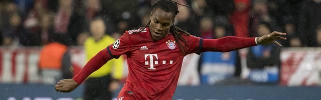 Renato Sanches kommt beim FC Bayern nur selten zum Einsatz