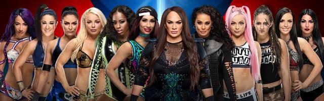 Bei WWE No Escape 2019 wird der neu geschaffene Women's Tag Team Titel ausgefochten