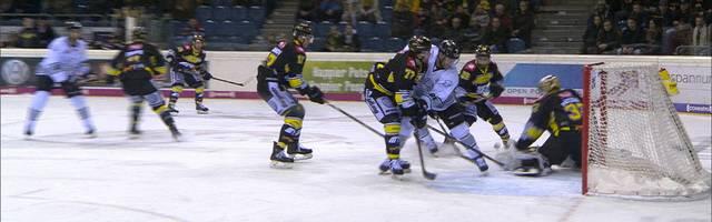Krefeld Pinguine – Thomas Sabo Ice Tigers Nürnberg (2:4) Tore im Video | DEL