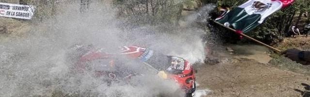 2020 soll bei der Rallye Mexiko wieder alles rund laufen