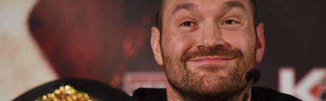 Tyson Fury hält nicht viel von Schwergewichts-Weltmeister Anthony Joshua