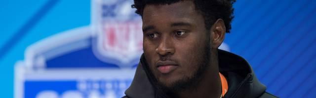 Kendrick Norton steht bei den Miami Dolphins unter Vertrag