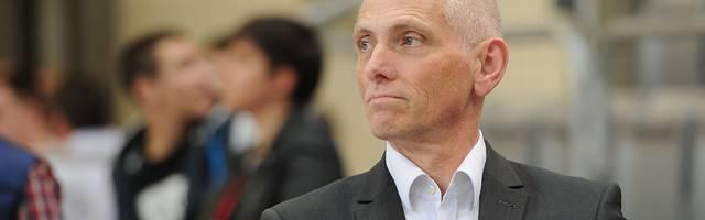 Manager Wolfgang Heyder wird die Erfurt Rockets verlassen