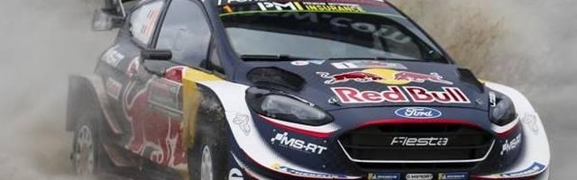 Sebastien Ogier ist zum sechsten Mal Rallye-Weltmeister