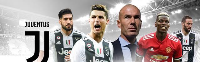 Juventus Turin im Transfercheck