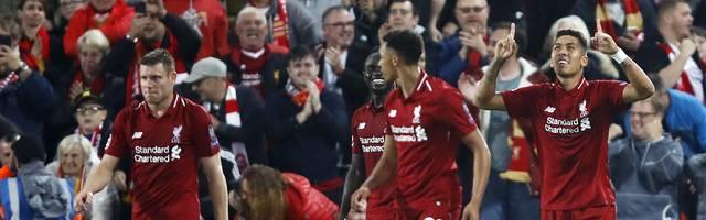 FC Liverpool besiegt Paris Saint-Germain - Klopp schockt Tuchel