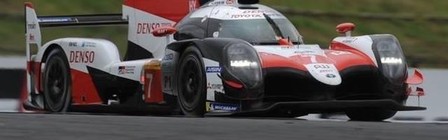 Conway/Kobayashi/Lopez bezwangen ihre Teamkollegen auf dem Fuji Speedway