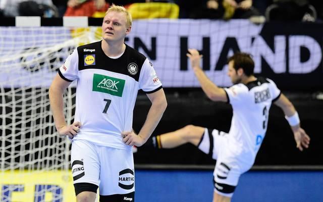 Patrick Wiencek und Uwe Gensheimer