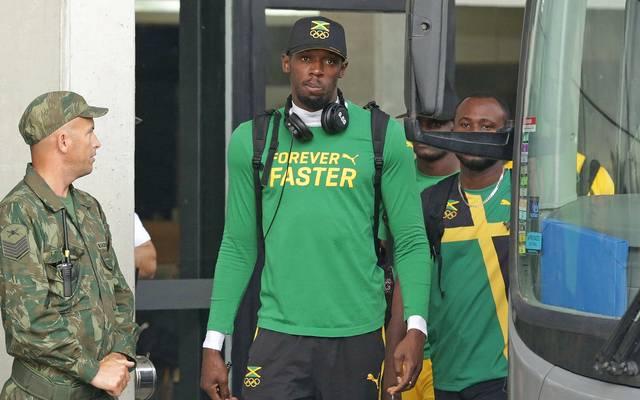 Usain Bolt hatte keine Lust auf die Eröffnungsfeier
