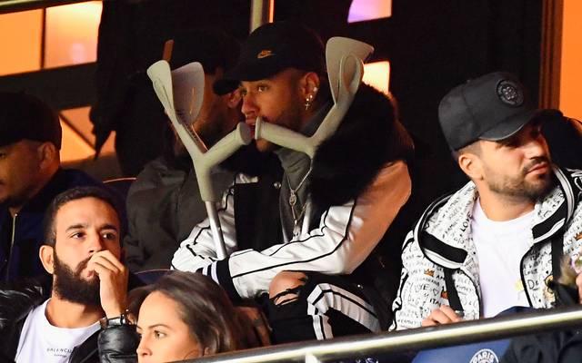 PSG: Neymar kehrt zurück ins Mannschaftstraining