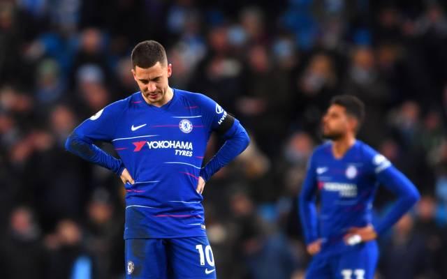 Keine guten Nachrichten für Chelsea: Gegen den Klub wird eine Transfersperre verhängt