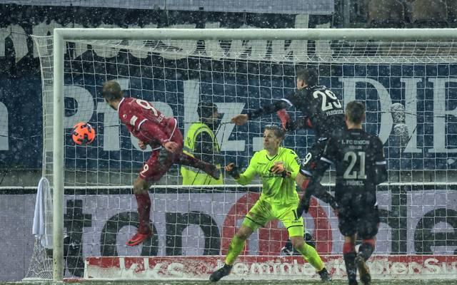 1. FC Kaiserslautern gegen Union Berlin