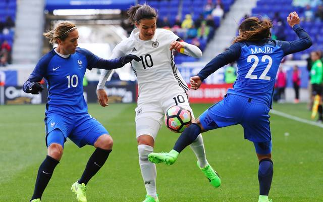 US-FBL-SHEBELIEVES-CUP-WOMEN-FRA-GER