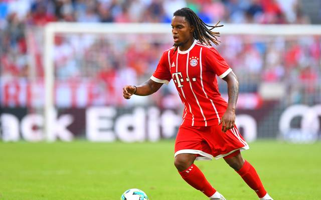 Renato Sanches FC Bayern München FC Liverpool