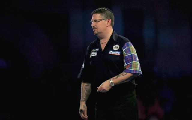 Darts: Gary Anderson mit Comeback nach Rückenproblemen
