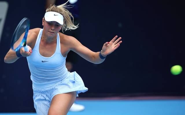 Carina Witthöft ist die Nummer 56 der Weltrangliste