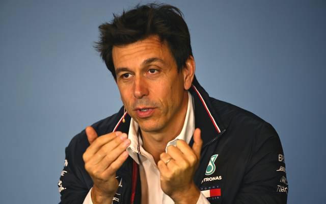 F1 Grand Prix of Austria - Practice: Toto Wolff ist Teamchef bei Mercedes