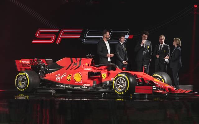 SF90 - Das ist der neue Ferrari 2019