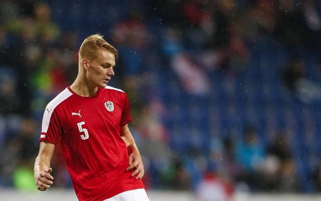 Der Freiburger Philipp Lienhart ist Kapitän der österreichischen U21