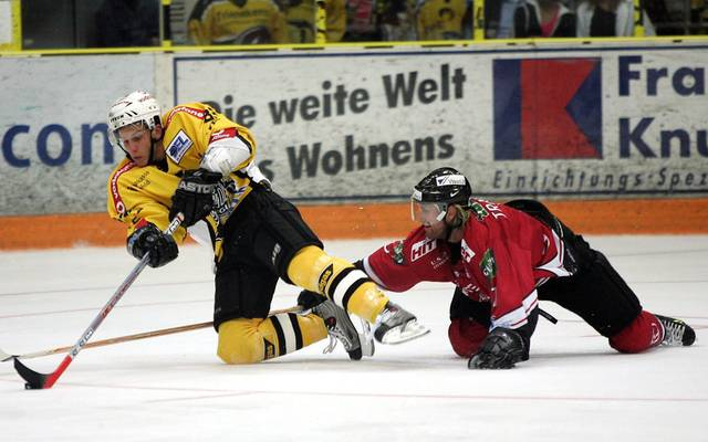 Eishockey: DEL 04/05, Krefeld Pinguine-Koelner Haie