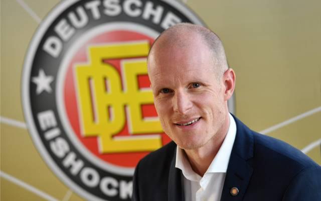 Toni Söderholm ist der Nachfolger von Marco Sturm