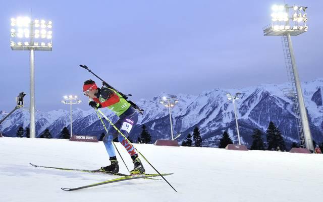 Biathlon: IBU eröffnet Doping-Verfahren gegen Russland-Quartett