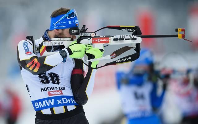 Michael Rösch startet für Belgien bei den Olympischen Spielen
