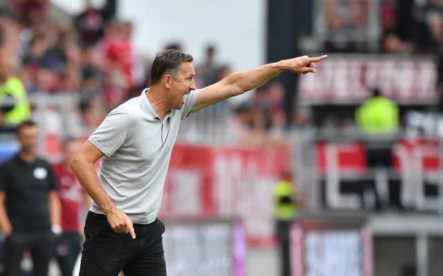 Achim Beierlorzer erhält bei Jahn Regensburg einen langfristigen Vertrag