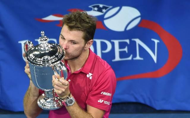 Stan Wawrinka gewann die US Open 2016