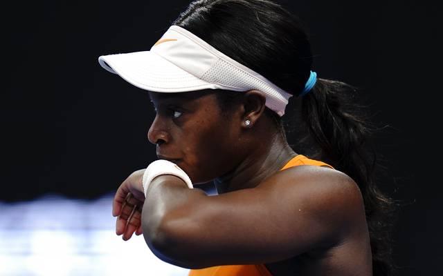Sloane Stephens gewann 2017 die US Open