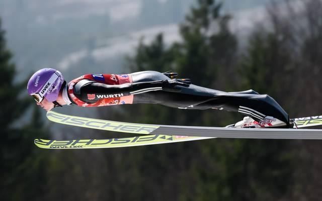 Skispringen Weltcup 2017/18 live im TV, Stream& Ticker