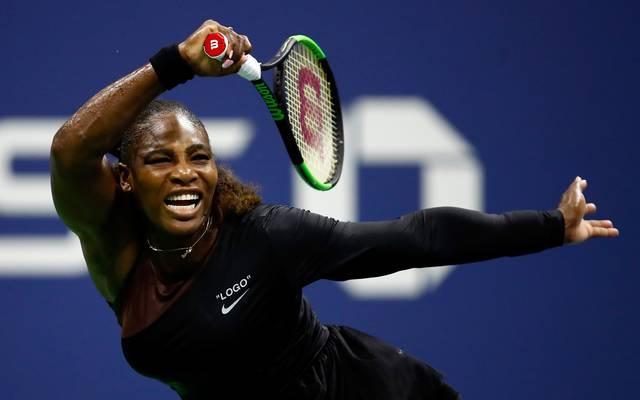 Nach ihrer Babypause im letzten Jahr kehrt Serena Williams mit einem Sieg bei den US Open zurück