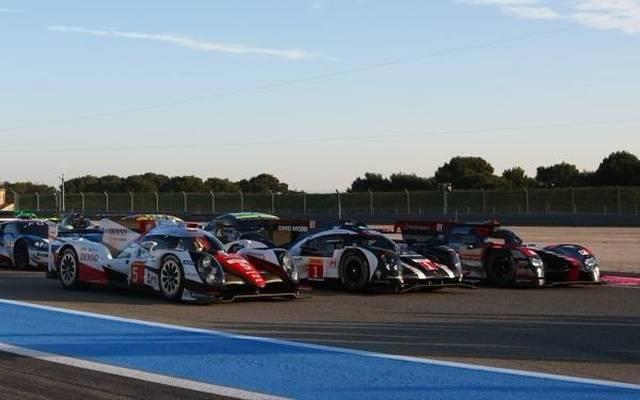 Das waren noch gute Zeiten: Toyota gegen Audi und Porsche in der LMP1-Klasse