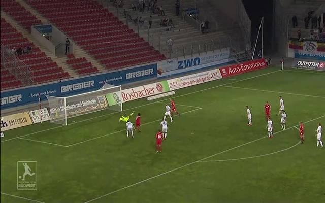 Regionalliga Südwest Kickers Offenbach - SSV Ulm 1846 (2:0): Tore und Highlights