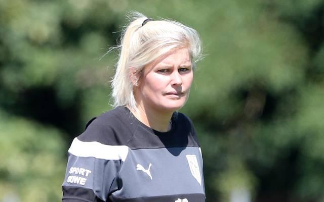 Imke Wübbenhorst ist seit Dezember Trainerin der Männermannschaft des BV Cloppenburg