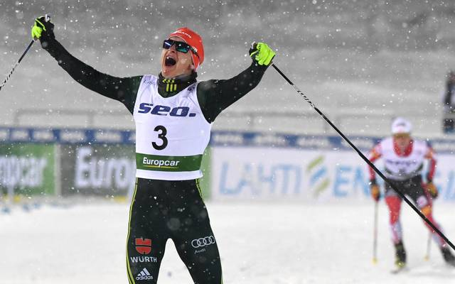 NORDIC COMBINED-CROSS COUNTRY-WORLD-FIN