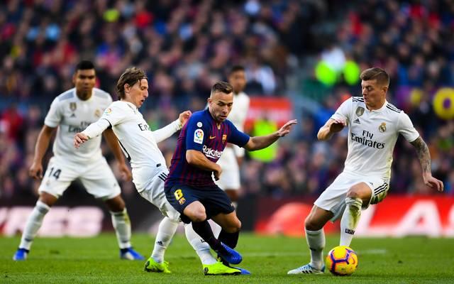 Copa del Rey: Clasico zwischen FC Barcelona und Real Madrid im Halbfinale