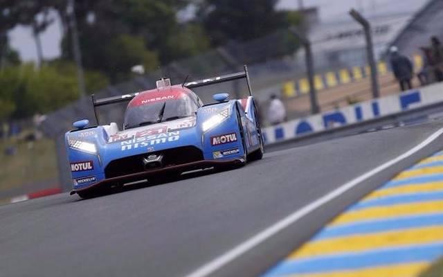 Nissan schaffte 2015 in Le Mans nicht einmal ansatzweise normales LMP1-Tempo