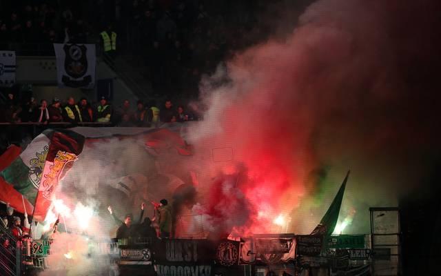 Bundesliga: Hannover 96 kassiert Geldstrafe wegen Pyrotechnik
