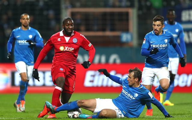 2. Bundesliga: Richard Sukuta-Pasu verlässt MSV Duisburg in Richtung China