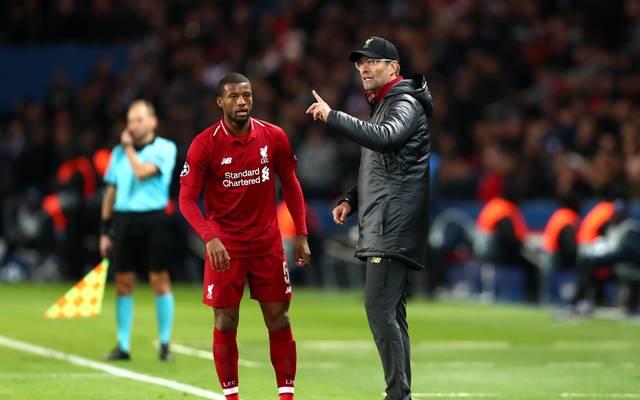 FC Liverpool: Wijnaldum hatte Angst vor Hund von Klopp bei erstem Treffen