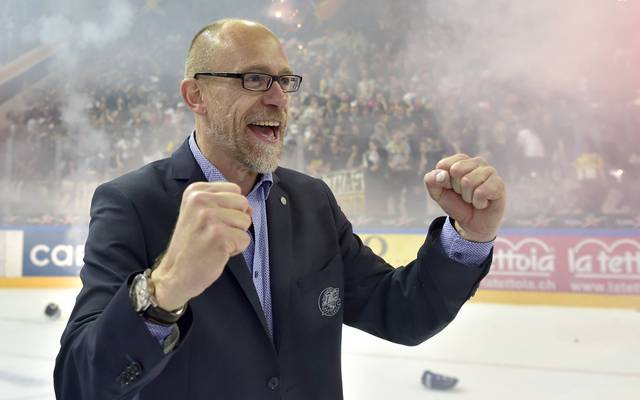 Hans Kossmann ist neuer Trainer der Grizzlys Wolfsburg