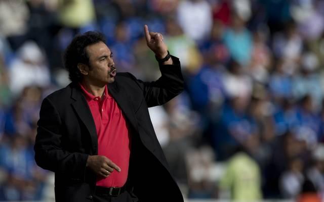 Hugo Sanchez trainierte zwei Jahre lang selbst die mexikanische Nationalmannschaft