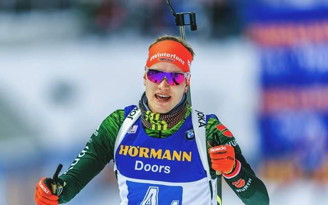 Biathlon: Benedikt Doll und Arnd Peiffer verpassen Podest in Oberhof