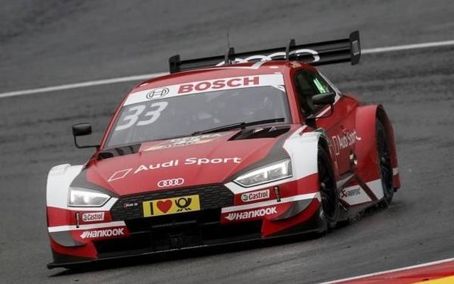 Rene Rast gewinnt das erste Rennen am Red-Bull-Ring